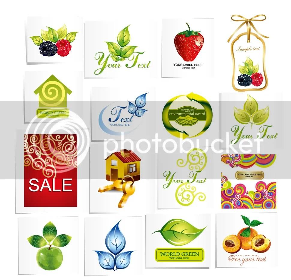 Fruit vectors sharegraphic.com