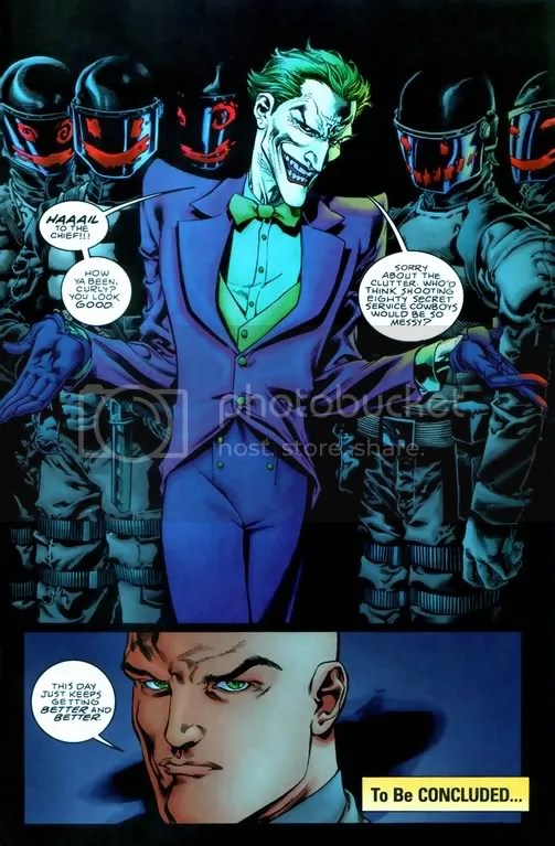 Image result for Joker tortures Lex luthor outsiders 3