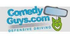 ComedyGuys.com comedy defensive driving for Texas, classroom and online
