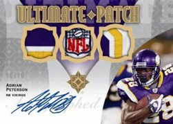 Ultimate Collection Adrian Peterson Auto Patch