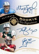 Ultimate Collection Triple Auto Rookies