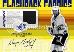 Wayne Gretzky Flashback Fabrics