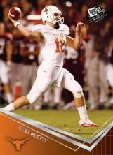 2010 Press Pass Colt McCoy Card