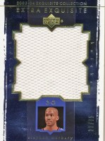 03/04 Exquisite Stephon Marbury Extra Oversized Jersey /15