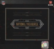 2008 Playoff National Treasures Football Box