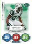 2010 Topps Attax Darrell Revis Code Card