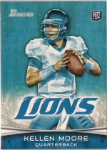 2012 Bowman Kellen Moore Base RC