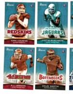 2012 Bowman Justin Blackmon Variation RC Card