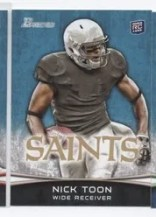 2012 Bowman Jermaine Kearse RC Variation