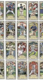 2012 Topps Gypsy Queen J. Garcia Mini
