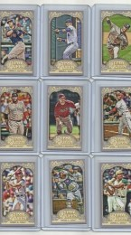 2012 Topps Gypsy Queen Yovani Gallardo Mini Sp