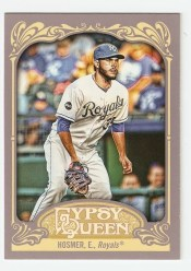 2012 Topps Gypsy Queen Eric Hosmer RC Sp Variation