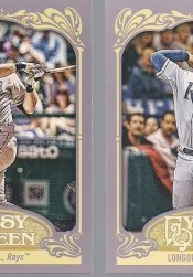 2012 Topps Gypsy Queen Evan Longoria Base
