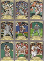 2012 Topps Gypsy Queen Robinson Cano Base