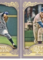 2012 Topps Gypsy Queen Tom Seaver Base Card