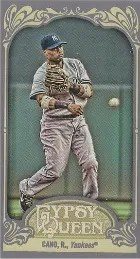 2012 Topps Gypsy Queen Robinson Cano Base Mini