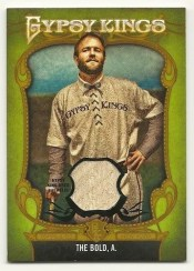 2012 Topps Gypsy Queen Kings Adamo the Bold