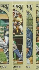 2012 Topps Gypsy Queen Back