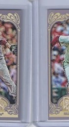 2012 Topps Gypsy Queen Roy Halladay Mini Sp Variation