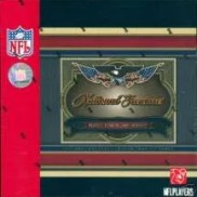 2006 Playoff National Treasures Football Box