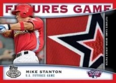 2010 Topps Pro Debut Baseball Jersey Patch Cards