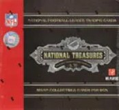 2007 Playoff National Treasures Football Box