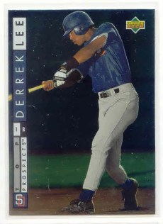 1994 Derrek Lee Upper Deck Rookie RC