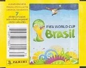 2014 Panini World Cup Sticker Pack
