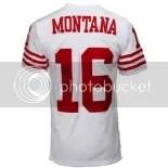 Joe Montana Autographed Jersey