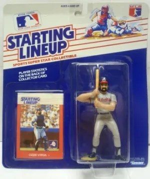 1988 Kenner Ozzie Virgil Starting Lineup