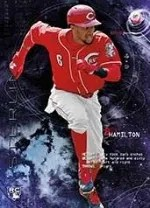 2014 Bowman Sterling Billy Hamilton RC