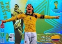 2014 Adrenalyn World Cup Falcao