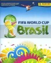 2014 World Cup Sticker Album