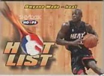 Fake Dwyane Wade Logoman Patch Card
