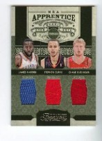 09/10 Panini Timeless Treasures Triple Jersey