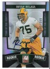 2010 Elite Turn of the Century Bryan Bulaga Autograph