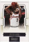 2009/10 Panini Classics Mo Williams