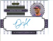 Destin Hood Autograph