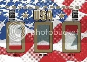 Famous Fabrics USA Triple Jersey