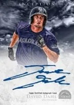 2013 Bowman Inception David Dahl Auto