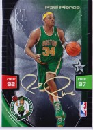 2009/10 Panini Adrenalyn Paul Pierce Ultimate