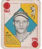 1951 Topps Jim Hegan