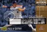 Nolan Ryan Jersey Card