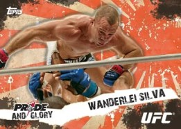 2010 Topps UFC Pride and Glory
