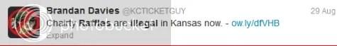 Kansas Raffles