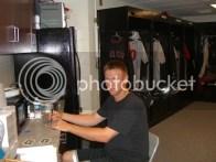 Stephen Strasburg Signing 2010 Bowman Baseball Cards