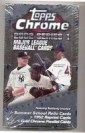 2002 Topps Chrome Baseball Series 1