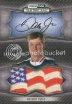 2010 Press Pass Showcase Dale Earnhardt Jr. Autograph USA Patch