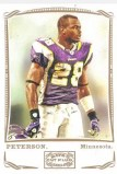 2009 TOPPS MAYO ADRIAN PETERSON