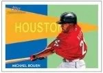 Topps Chicle Baseball Michael Bourn